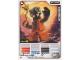 Gear No: 4643723  Name: Ninjago Masters of Spinjitzu Deck #2 Game Card 17 - Chokun - North American Version