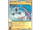 Gear No: 4646015  Name: Ninjago Masters of Spinjitzu Deck #1 Game Card *9 Sonic Roar (Golden Card) - North American Version