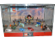 Gear No: 4646116  Name: Display Assembled Set, Cars 2 Set 8487 in Plastic Case with Light
