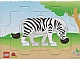Gear No: 4659585  Name: DUPLO Puzzle Zebra