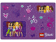 Gear No: 4659599  Name: Sticker, Friends, Sheet of 16