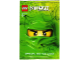 Gear No: 4659640  Name: Ninjago Masters of Spinjitzu Deck #2 Special Edition Card