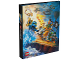 Gear No: 466563  Name: Binder, Ninjago Lightning Battle, 4-Ring Binder