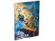Gear No: 466648  Name: Folder, Ninjago, Lightning Battle