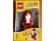 Gear No: 4895028508517  Name: LED Key Light Santa Key Chain (LEDLite)