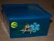 Gear No: 498783blue  Name: Storage Box Modular Medium Blue Hospital