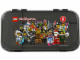 Gear No: 499389  Name: Minifigures Storage Case with Collectible Minifigures Series  8 Pattern