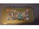 Gear No: 499537  Name: Minifigures Storage Case with Collectible Minifigures Series 10 Pattern