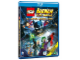Gear No: 5000160460  Name: Video BD - Batman The Movie - DC Super Heroes Unite - Scandinavian Version without Minifigure