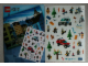 Gear No: 5000699  Name: Town Plan City, Folded with Sticker Sheet
