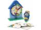 Gear No: 5001370  Name: Clock Set, Time-Teacher Minifigure Watch and Clock, Boy