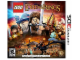Gear No: 5001643  Name: LEGO The Lord of the Rings - Nintendo 3DS