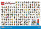 Gear No: 5002483  Name: Minifigures Poster