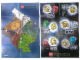 Gear No: 5002941  Name: Bionicle Poster, Map of Okoto / Bionicle Masks - Double Sided