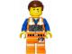 Gear No: 5003027  Name: Digital Clock, The LEGO Movie Emmet Figure Alarm Clock