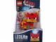 Gear No: 5004281  Name: LED Key Light Angry Kitty Key Chain (LEDLite)