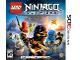 Gear No: 5004721  Name: Ninjago - Shadow of Ronin - Nintendo 3DS