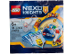 Gear No: 5004911  Name: Nexo Knights Crafting Kit polybag