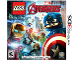 Gear No: 5005060  Name: LEGO Marvel Avengers - Nintendo 3DS