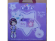 Gear No: 505193  Name: Lip Balm & Bracelet Set (12 ml/70g), Clikits - Star