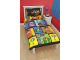 Gear No: 5055285331061  Name: Bedding, Duvet Cover and Pillowcase (135 cm x 200 cm) - Batman Cards