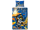 Gear No: 5055285394868  Name: Bedding, Duvet Cover and Pillowcase (135 cm x 200 cm) - Nexo Knights Power Up