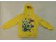 Gear No: 51122  Name: Sweatshirt, Hoodie Kids with 'Shhh! We're ninjas!' Pattern