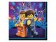 Gear No: 511711  Name: Food - Party Serviettes / Napkins The LEGO Movie 2 (16 pcs)