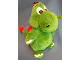Gear No: 5311  Name: Dragon Plush Ollie - Large Eyes
