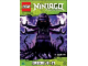 Gear No: 5708758695794  Name: Video DVD - Ninjago Masters of Spinjitzu Ep. 18-21