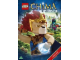 Gear No: 5708758699327  Name: Video DVD - Legends of Chima 2013 Ep. 1-4