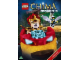 Gear No: 5708758699334  Name: Video DVD - Legends of Chima 2013 Ep. 5-8