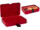 Gear No: 5711938027216  Name: Sorting Box / Storage Case - Ninjago Red
