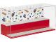 Gear No: 5711938030759  Name: Play & Display Case, Classic, Red