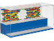 Gear No: 5711938030766  Name: Play & Display Case, Classic, Blue