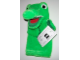 Gear No: 5763  Name: Duplo Alligator Plush Hand Puppet