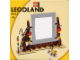 Gear No: 5923  Name: Photo Frame Legoland Western