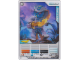 Gear No: 6010859  Name: Ninjago Masters of Spinjitzu Deck #2 Game Card 22 - Rattla - North American Version (3D Lenticular Card)