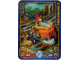 Gear No: 6020986  Name: Legends of Chima Deck #1 Game Card 25 - Tratratrax