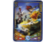 Gear No: 6021378  Name: Legends of Chima Deck #1 Game Card 27 - Seraat