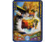 Gear No: 6021380  Name: Legends of Chima Deck #1 Game Card 10 - Defendor IV
