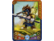 Gear No: 6021384  Name: Legends of Chima Deck #1 Game Card  5 - Longtooth
