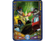 Gear No: 6021388  Name: Legends of Chima Deck #1 Game Card 29 - Ripzar