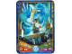 Gear No: 6021392  Name: Legends of Chima Deck #1 Game Card 18 - Decalius