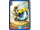 Gear No: 6021394  Name: Legends of Chima Deck #1 Game Card 30 - Rototo