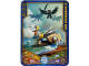 Gear No: 6021406  Name: Legends of Chima Deck #1 Game Card 35 - Shreekor 360