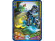 Gear No: 6021417  Name: Legends of Chima Deck #1 Game Card 50 - Bananaboost