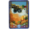 Gear No: 6021426  Name: Legends of Chima Deck #1 Game Card 59 - Chompor V18
