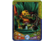 Gear No: 6021430  Name: Legends of Chima Deck #1 Game Card 57 - Crominus