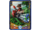 Gear No: 6021444  Name: Legends of Chima Deck #1 Game Card 83 - Tailkut